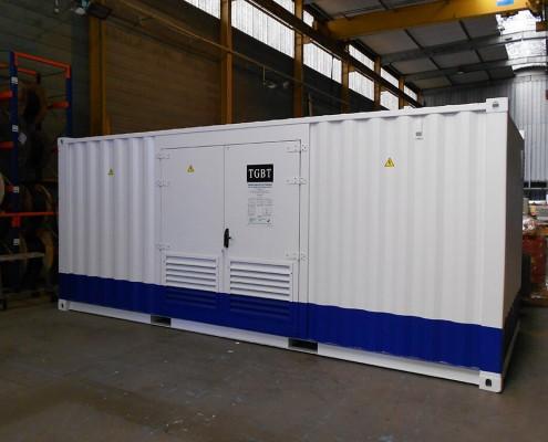 Container électrique TGBT